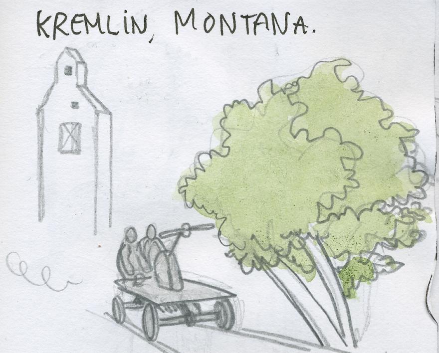 kremlin montana